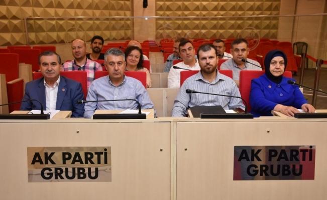Şehzadeler Belediyesi meclis toplantısını gerçekleştirdi