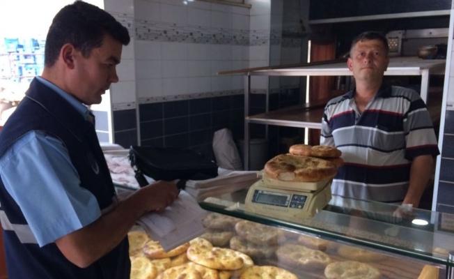 Soma'da Zabıtadan Ramazan denetimi