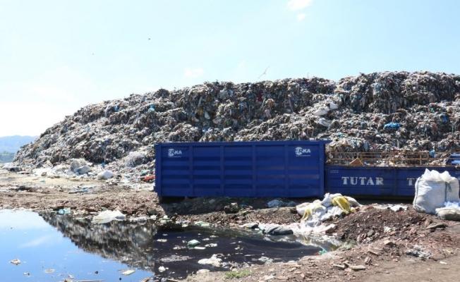Turgutlu çöplüğünden de elektrik üretecek