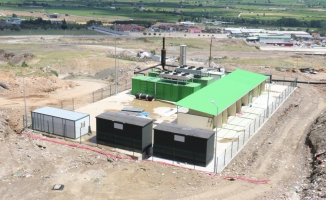 Çöpten üretilen elektrik ülke ekonomisine kazandırılacak