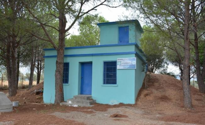 Manisa'da 251 içme suyu deposunun bakım çalışması başladı