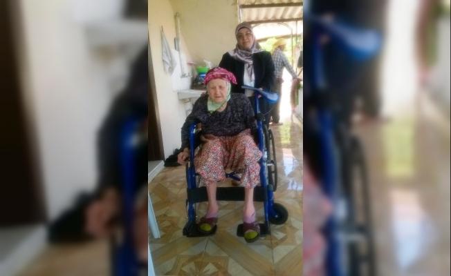 Yunusemre Belediyesi ile akülü sandalyelerine kavuştular