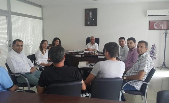 Hafriyat yönetim sistemi Gördes'te uygulanmaya başladı