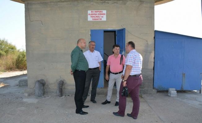 MASKİ'den Saruhanlı'ya hidrofor tesisi