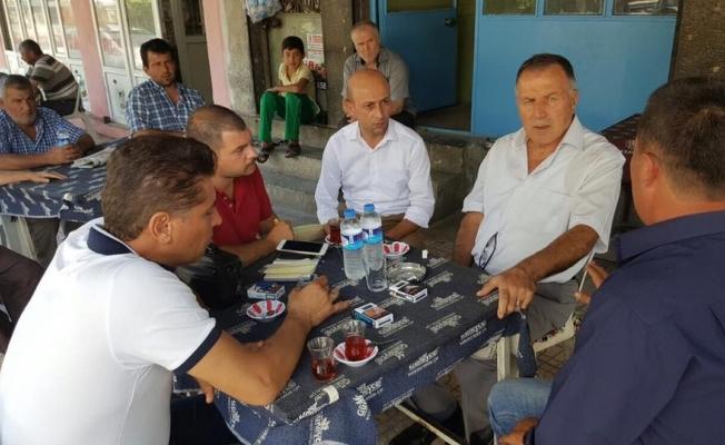 Muhtarlıklar Dairesi Gökçeköy'ün nabzını tuttu