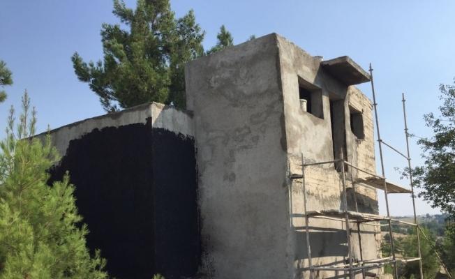 Selendi'de 20 su deposu ile 15 terfi binasında onarım