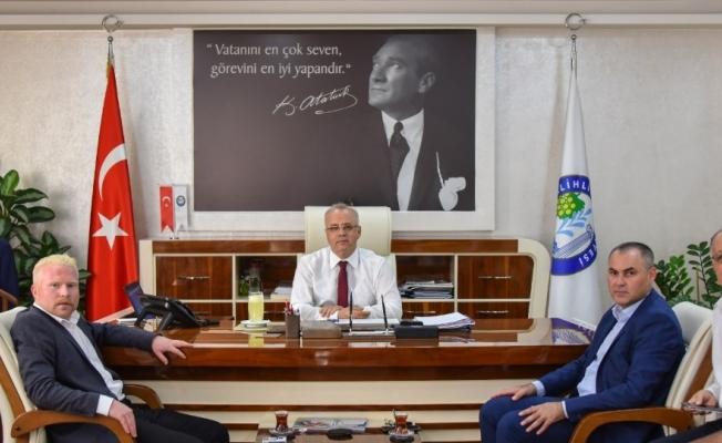 Başkan Kayda, ocak başkanlarını ağırladı