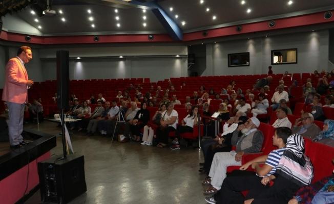 Manisa Büyükşehir'den kansere farkındalık semineri