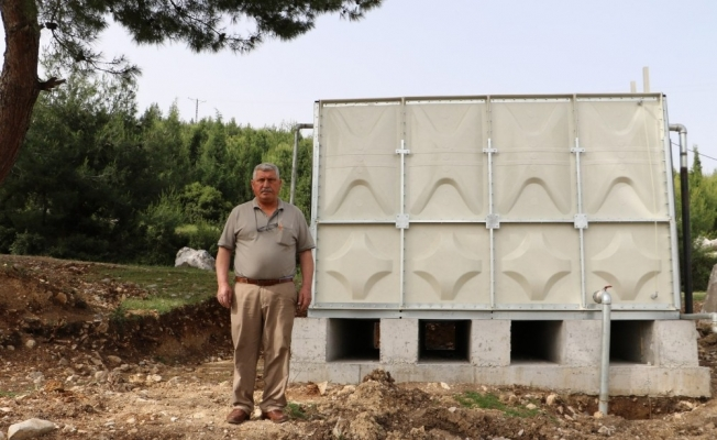 Yunusemre'de içme suyu depoları yenilenecek