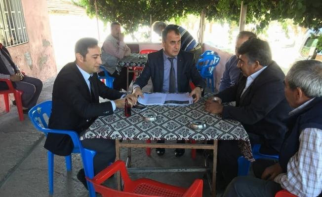 Ahmetli'de numarataj çalışmaları devam ediyor