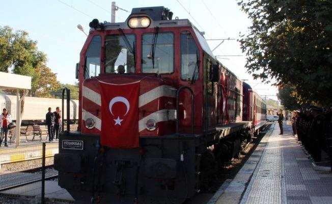 Atatürk'ün Manisa'ya gelişinin 92. yılı kutlandı
