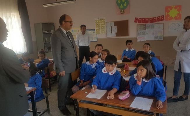 Birleştirilmiş sınıfta eğitime devam