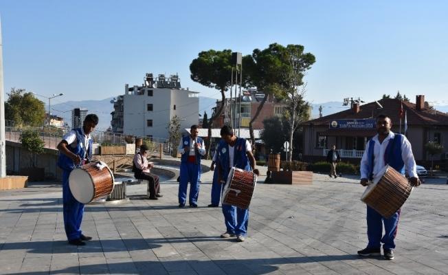 Ege'nin Kırkpınar'ı üzüm kenti Alaşehir'de