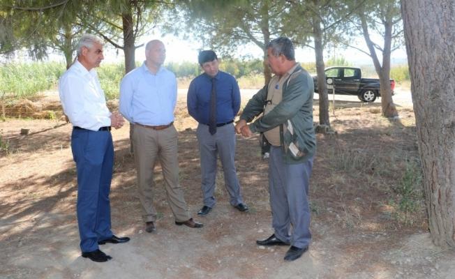 Karaoğlanlı'nın içme suyu terfi istasyonu yenilenecek