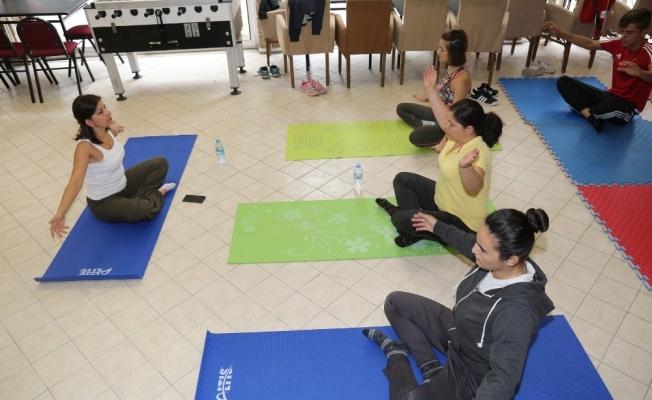 Mama karşılığı yoga ilgi gördü