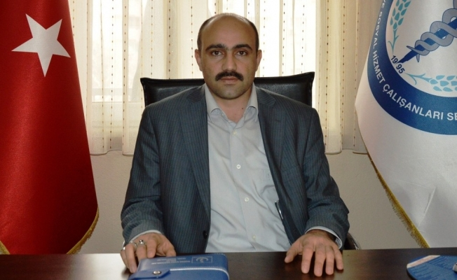 Memur-Sen Manisa İl Temsilcisi Mustafa İrğat: