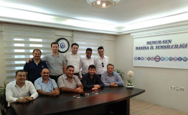 Memur-Sen'den kurumlar arası futbol turnuvası