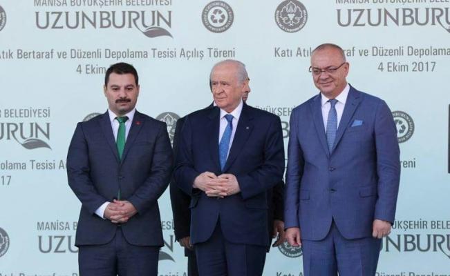 MHP'li Öztürk'ten Bahçeli ve Büyükşehir'e teşekkür