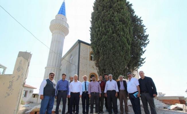 Saruhanlı Belediyesi'nden Azimli'ye yeni yatırımlar
