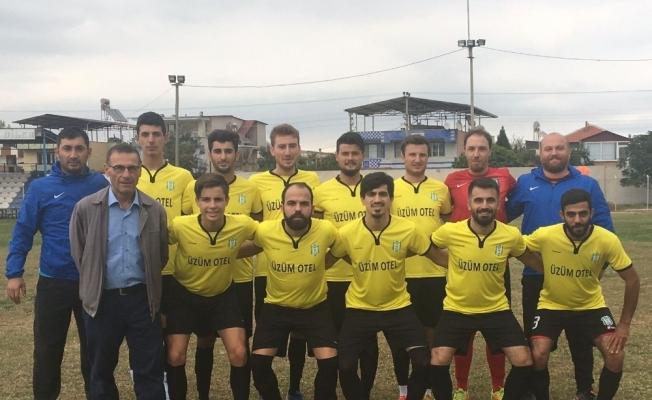 Saruhanlı Belediyespor yeni sezona hazır