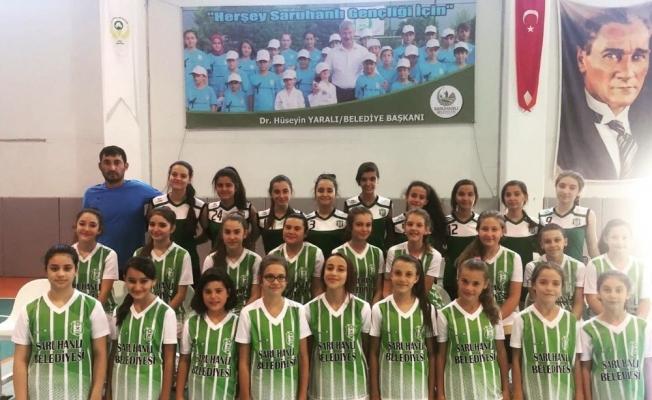 Saruhanlı Belediyespor'da voleybol heyecanı başlıyor