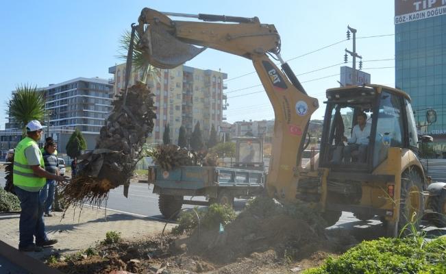 Turgutlu Belediyesinden çevrecilik örneği