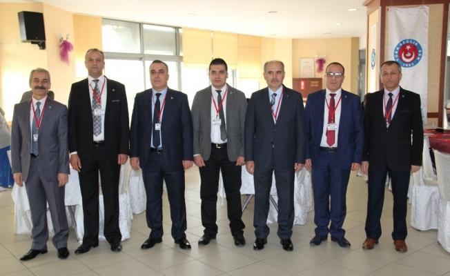 Türk Sağlık Sen'de yeni dönem