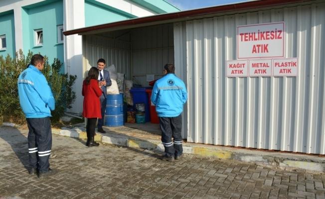 Atık su arıtma tesislerine yerinde inceleme