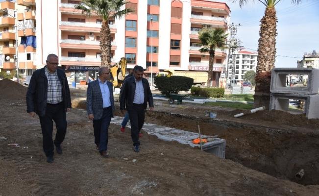 Başkan Kayda'dan haftasonu inceleme gezisi