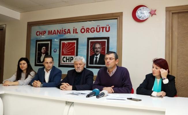 CHP'li Özel'den Kudüs değerlendirmesi