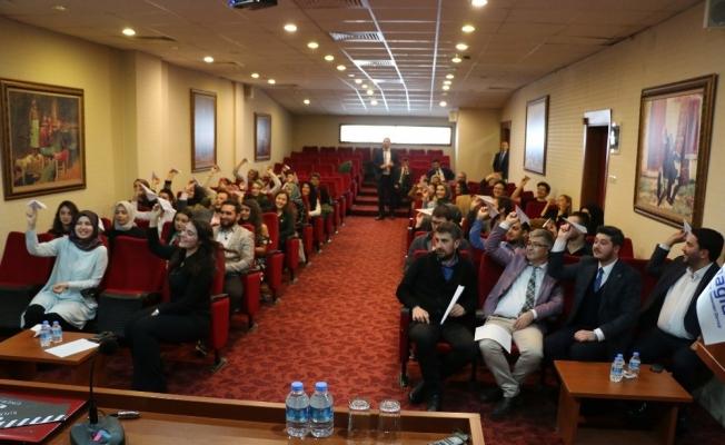 MAGİAD'tan kariyer semineri
