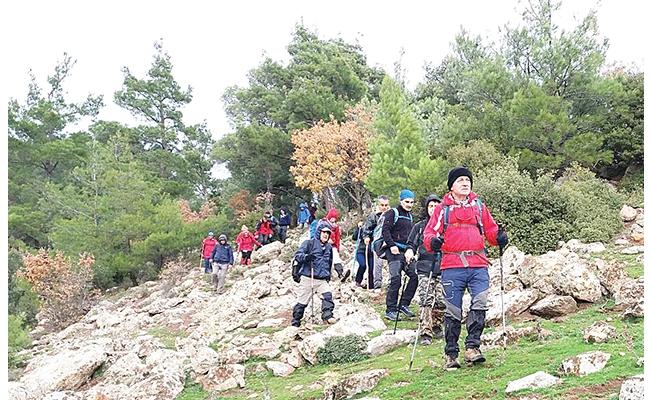 Spilos Dağcıları Temnos'a yürüdü