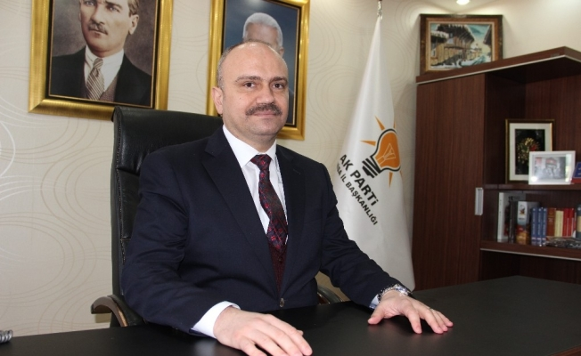AK Parti Manisa İl Başkanı Berk Mersinli gündeme ilişkin soruları yanıtladı