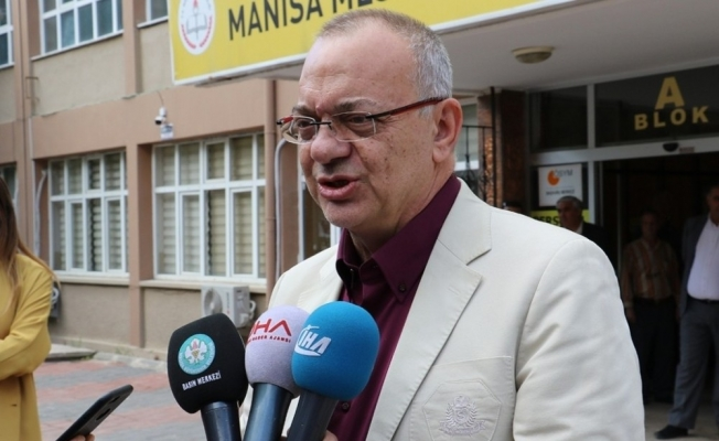 MHP'li Manisa Büyükşehir Belediye Başkanından 'çatı aday' açıklaması