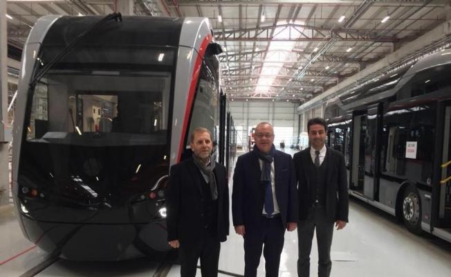 Çevreci elektrikli otobüsler Manisa için hazırlanıyor
