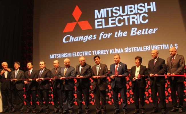 Japon devi klima fabrikası açtı