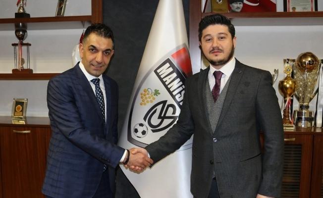 MAGİAD'dan Başkan Budak'a tebrik ziyareti