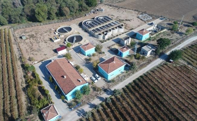 Atıksu arıtma tesisleri. Kanalizasyon kapler 49