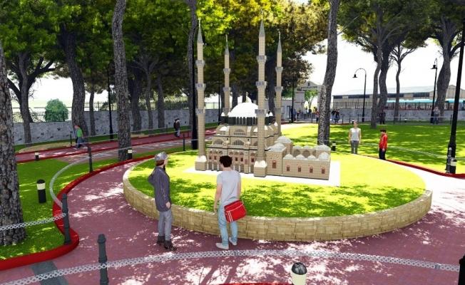 Şehzadeler'de projeler ardı ardına yükseliyor