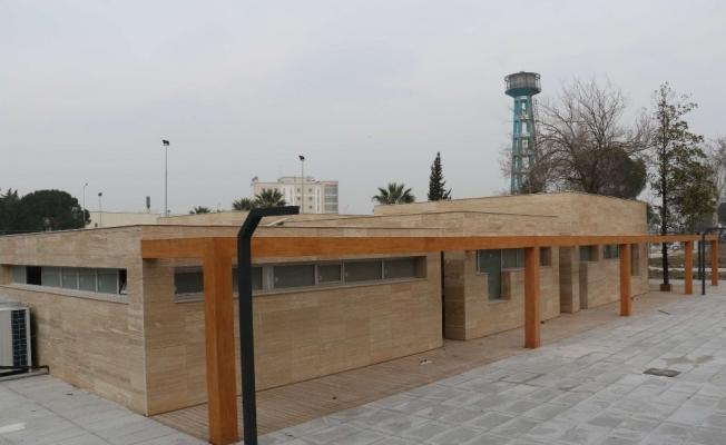Uzun yıllar atıl kalan Sümerbank arazisi Sümerpark oluyor