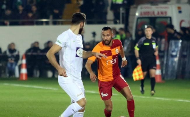 Ziraat Türkiye Kupası: T.M. Akhisarspor: 1 - Galatasaray: 2 (Maç sonucu)
