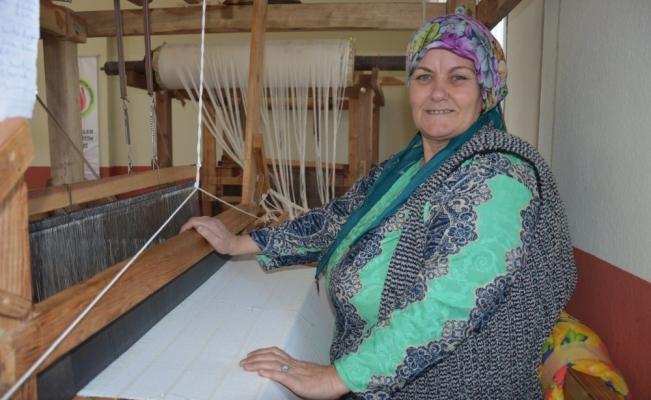 600 yıllık Manisa Bezi Hacıhaliller'de de dokunacak