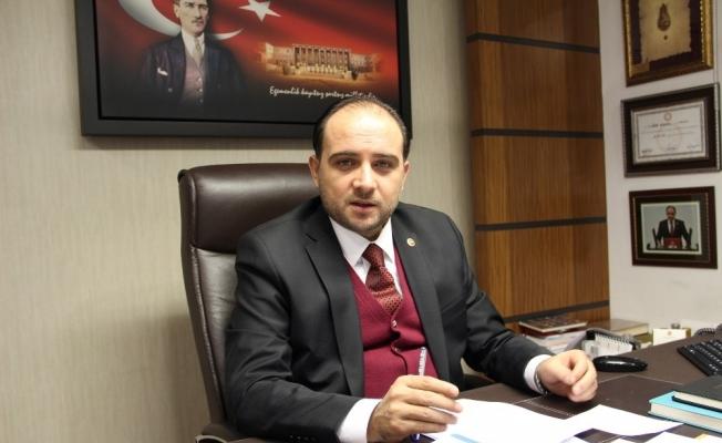 AK Parti'li Manisa Milletvekili Baybatur: