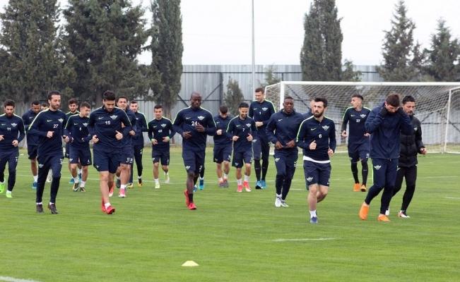 Akhisarspor, Gençlerbirliği maçı hazırlıklarını sürdürdü
