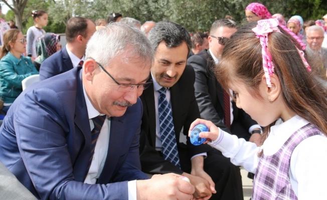 Başkan Yaralı Gökçeköy'de Nevruz Bayramına katıldı