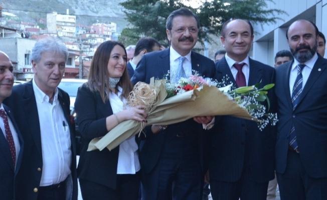 Hisarcıklıoğlu'ndan Somalılara 'Afrin' teşekkürü
