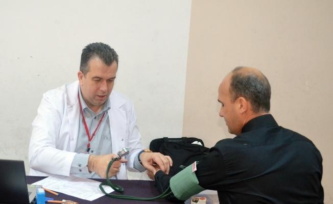 Manisa'da velilerden kan bağışına yoğun ilgi