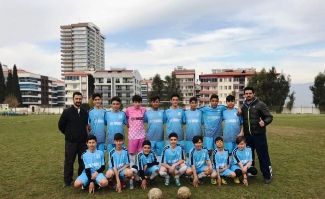 Manisa'yı Afyonkarahisar'da temsil edecek okul takımı sponsor arıyor