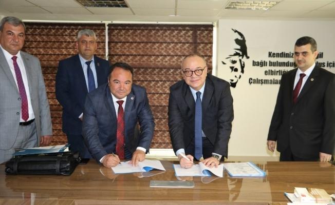 MASKİ'de toplu iş sözleşmesi imzalandı