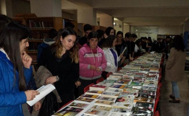 Salihli'de 54. Kütüphaneler Haftası kutlandı